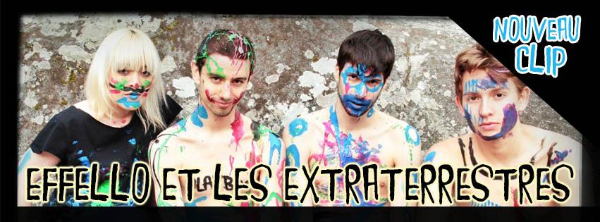 Effello & les Extraterrestres